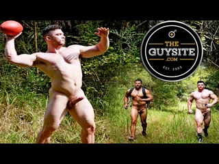 TheGuySite — Two Big Hard Dicks In The Woods