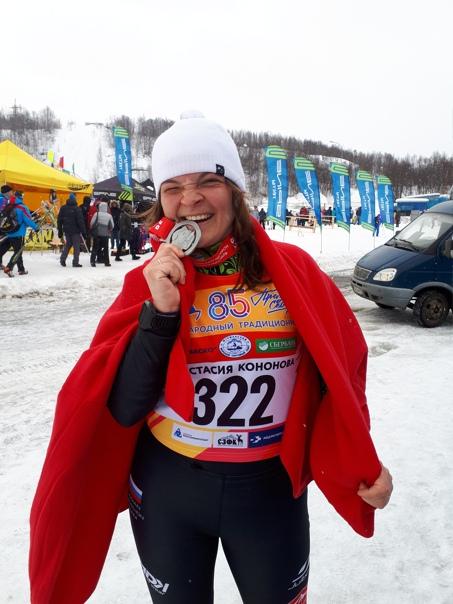 Анастасия Кононова, 33 года, Россия