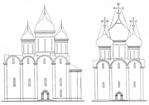История храмов Вологодского кафедрального собора, изображение №1
