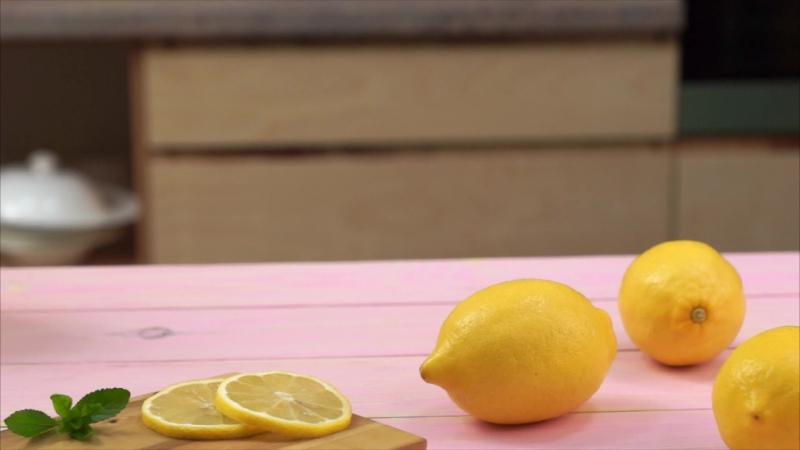 Домашний лимонад — рецепт из лимона