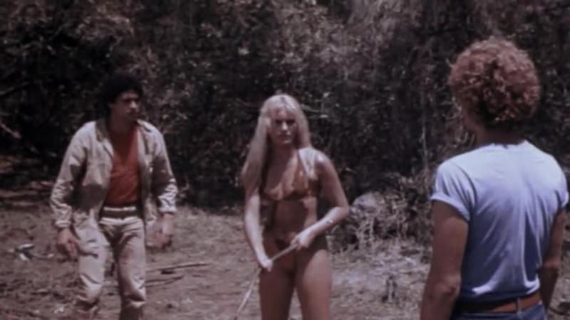 ДОЧЬ ДЖУНГЛЕЙ ПРИКЛЮЧЕНИЯ В РАЙСКОМ САДУ 1982 комедия приключения Умберто Ленци 720p
