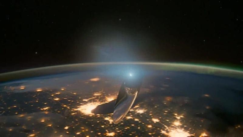 Космос пространство и время 10 серия