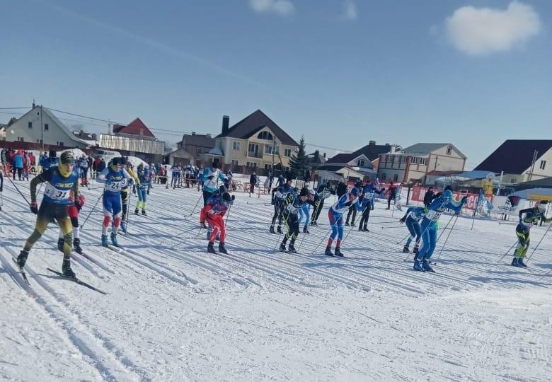 Петровские лыжники приняли участие в марафонской гонке