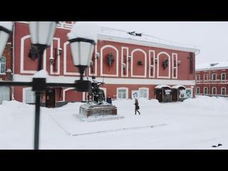 Государева дорога зимой - туристический маршрут Тверской области