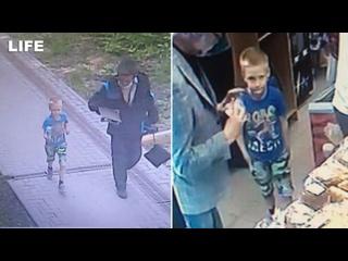 Бездомный увёл 6-летнего мальчика и хотел сделать своим сыном