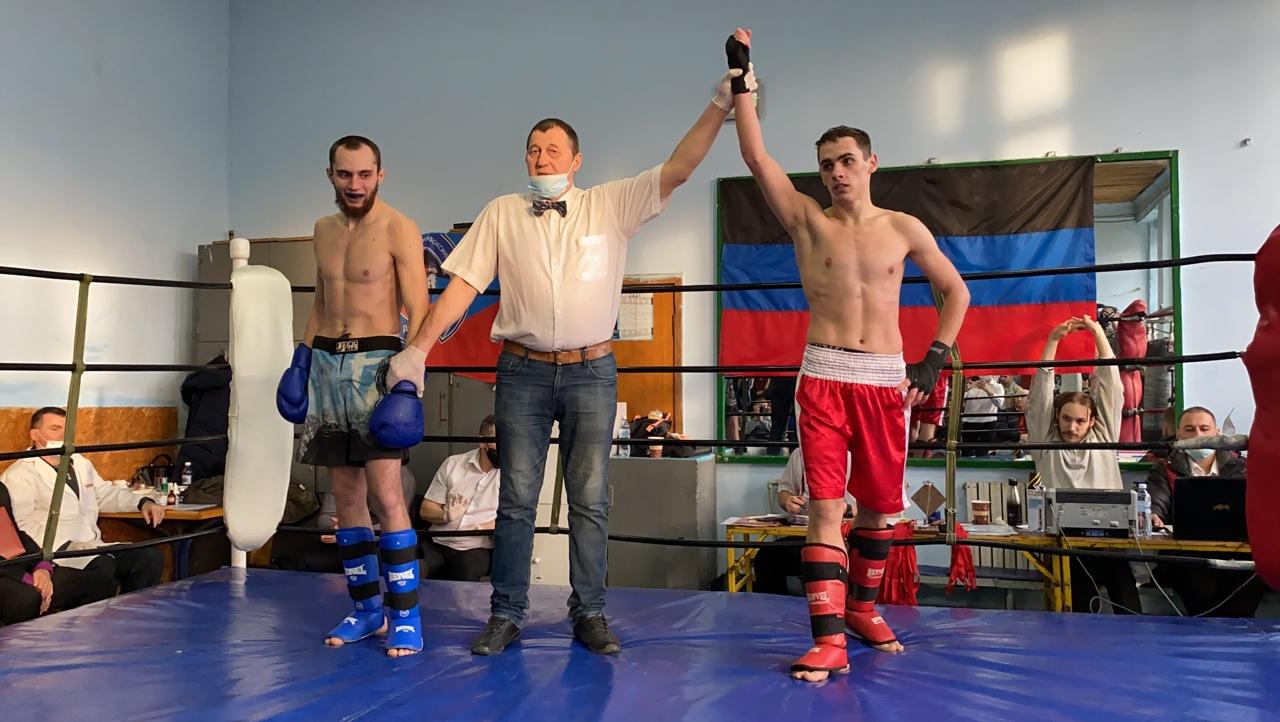 В Донецке прошли соревнования по кикбоксингу