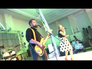 puZzle cover band - Босая (#2Маши cover)