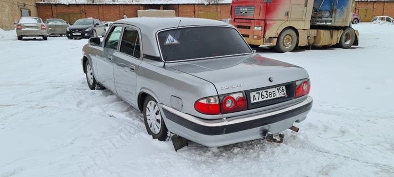 Волга 31105 2007г Птс оригинал, три хозяина | Объявления Орска и Новотроицка №13998