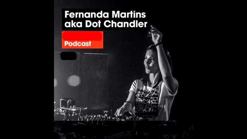 DOT CHANDLER Live Podcast ApokaLypsa Techno BRNO Chezh RebupLic 2016