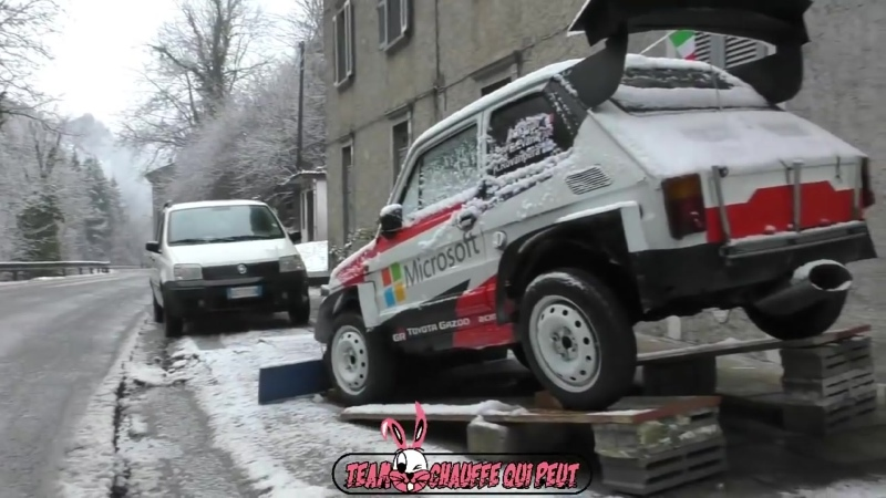 WRC ACI Rally Monza 2020 CrashShow