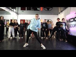 ОКСАНА ГРОМЕНКО // Hip-Hop