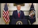 Трамп срочно обратился к нации Возможно, это самая важная речь, которую я когда-либо произносил