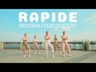 [Bachata Lady] «Rapide» choreo by Daria Isenova @ Novosibirsk — July 2021