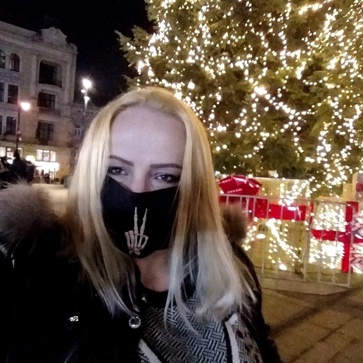 Львов - Елена Руденко. Мои путешествия. Львов на карантине. Новый год 2021. I4E0urk78Fg