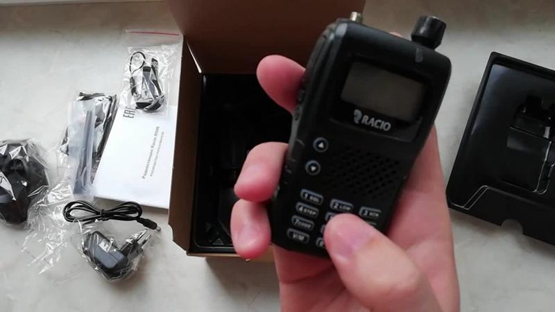 Обзор радиостанции Racio R500