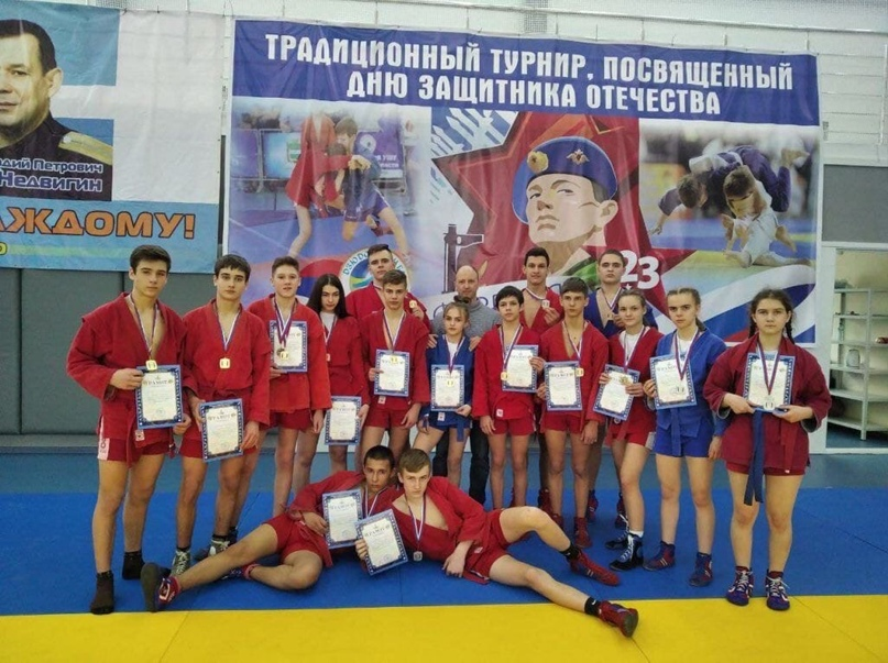 Самбисты ДНР завоевали 38 медалей на соревнованиях в России. Молодцы!
