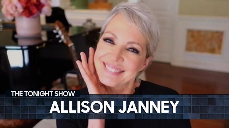 Эллисон Дженни готовится стать Убийцей Русские субтитры AllisonJanney ЭллисонДженни