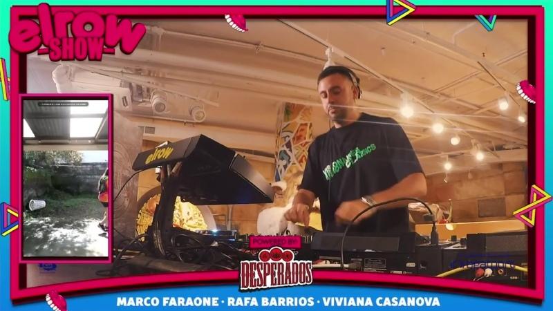 Marco Faraone Live @ elrowSHOW Big Fun Musem 03 10 2020