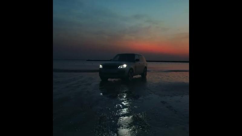 Range Rover SVAutobiography | На вершине