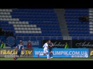 🔥Олімпік 0:1 Динамо | ⚽️Гол: Циганков 13 хв.
