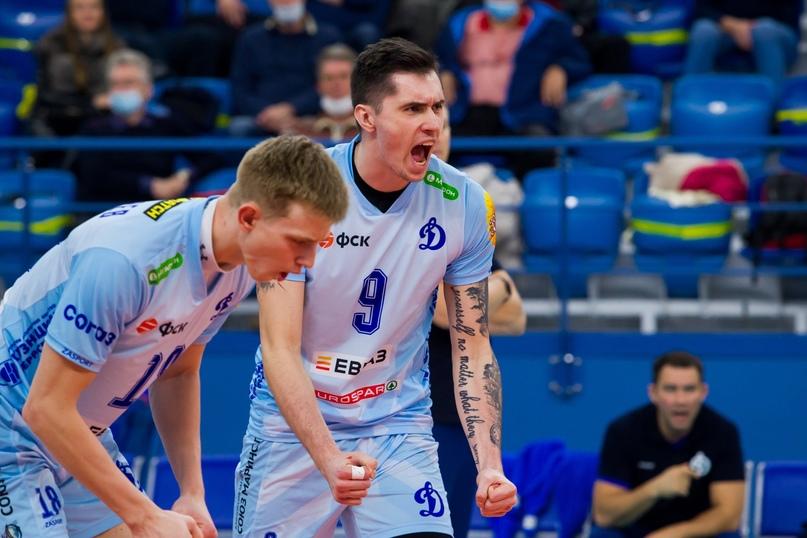 Московское «Динамо» сразу показало в новом сезоне уверенную игру