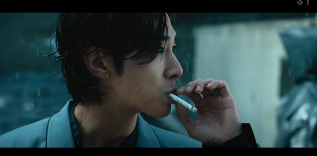 Юнхо удивляет фанатов отрезком тизера, где он курит