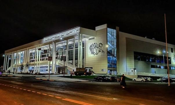 Сегодня в Самаре открылся новый Дворец спорта, а вы хотел...