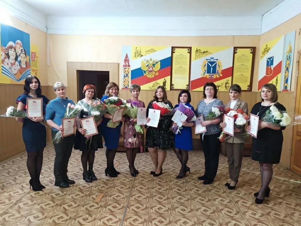 В Петровском районе подвели итоги муниципального этапа конкурса «Воспитатель года - 2021»