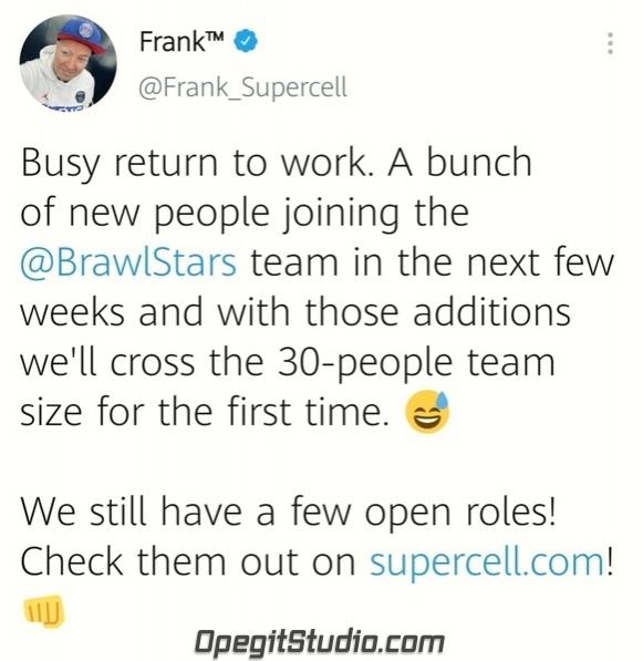 Фрэнк в Твиттере: «Возвращение к работе выдалось нелегким.