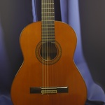 Классическая гитара, Япония, копия Ramirez (видео)