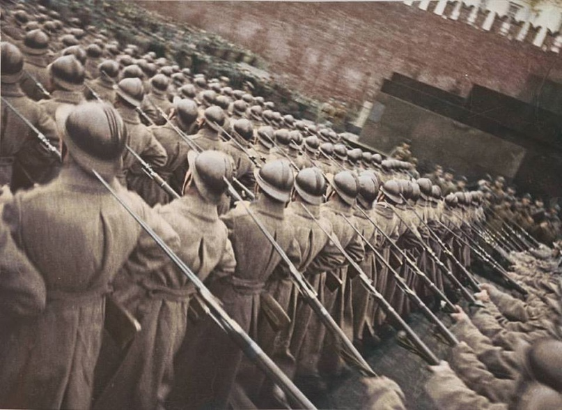 Как народ реально относился к коммунистической власти перед войной, 1939 г.