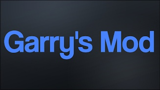 Garrys Mod (new account)