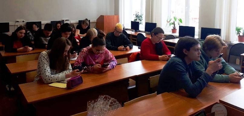 студенты группы ПКД-1