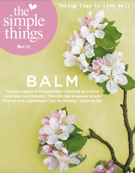 The Simple Things - March 2021