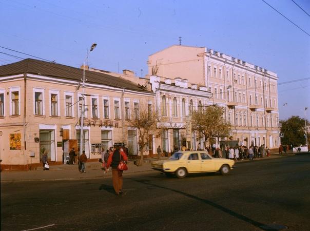 Ретроспектива. Омск. 1990-е гг. Магазин