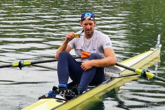 Александр Вязовкин из Тольятти едет на Олимпийские игры в Токио