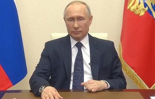Кремль объяснил, почему Путин не делает прививку от коронавируса