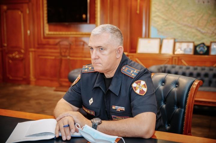 В КЧР назначен новый начальник управления Росгвардии