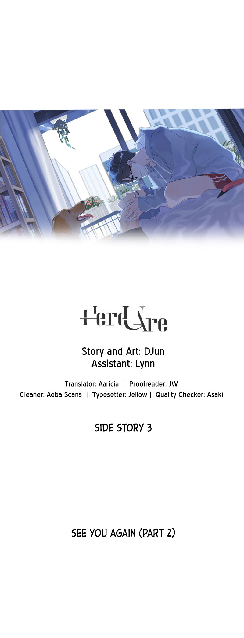Here U are, Chapter 137: Side Story 3 (Part 2), image #1
