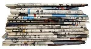 Свойства газетной бумаги Новосибирск