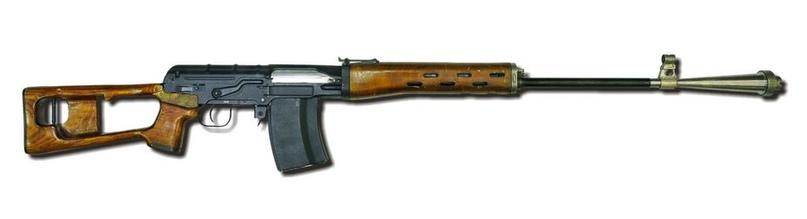 10-мм снайперская винтовка СВДГ (6В1-10)kalashnikov.ru