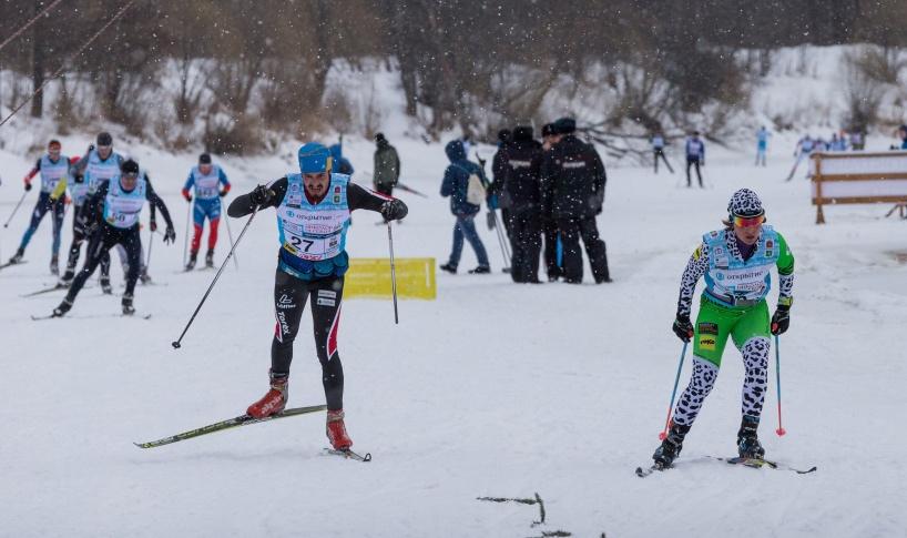 Несколько сотен спортсменов собрал в Дубне лыжный марафон «Николов Перевоз»