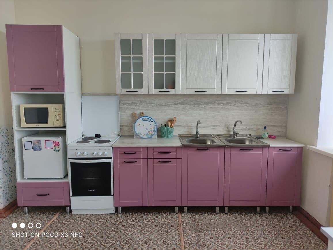 Новые кухни подарил «Можгинский лесокомбинат» ко Дню