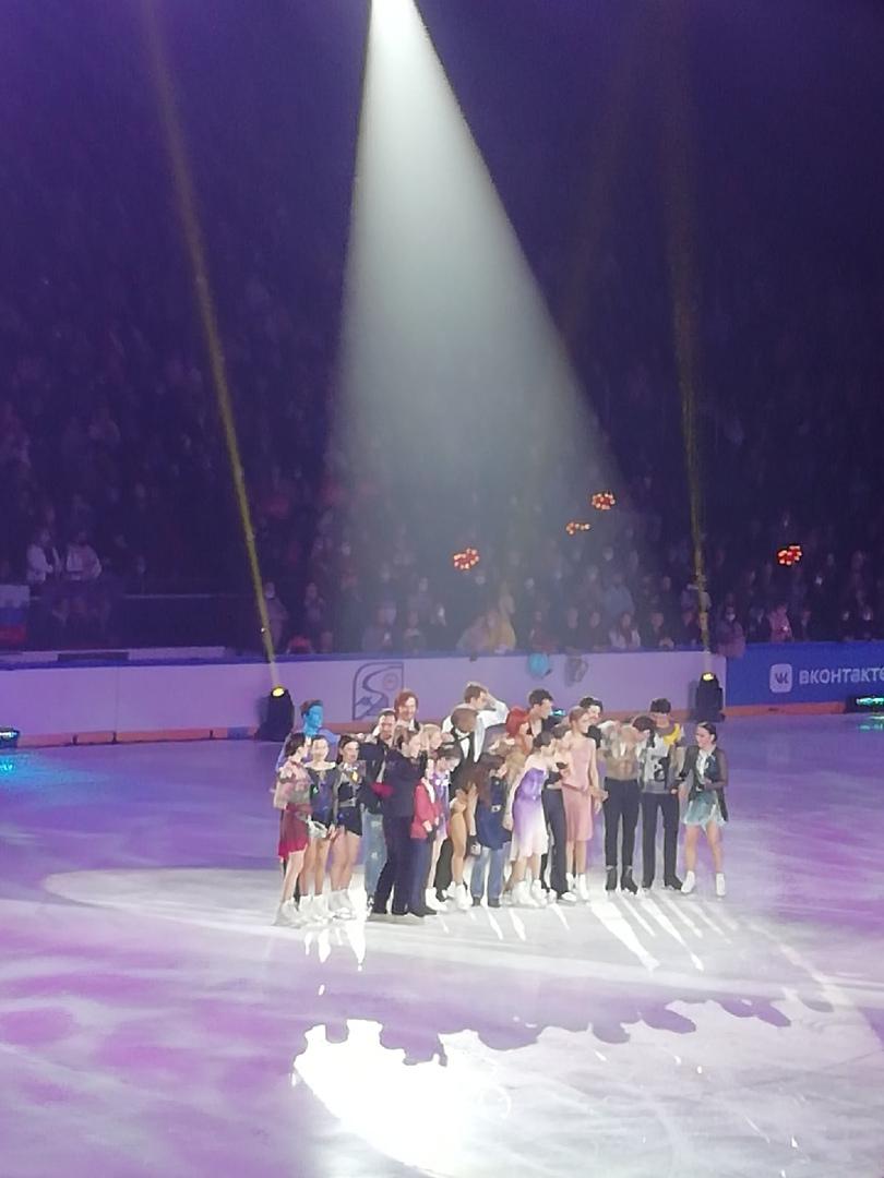 чемпионы на льду