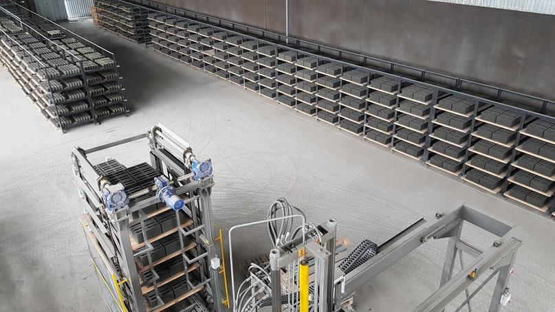 Использование оборудования АЛМ для утилизации отходов металлургической промышленности, изображение №3