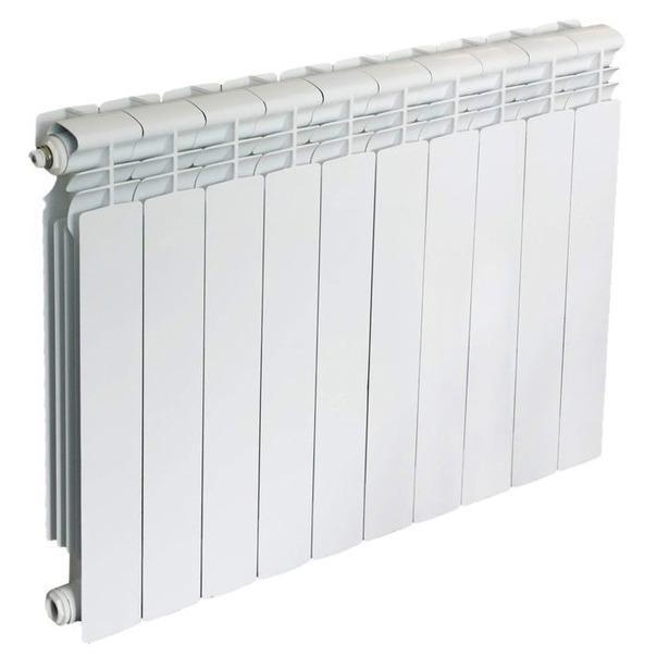 алюминиевый радиатор 12 секций, новый ,3800 руб, т...