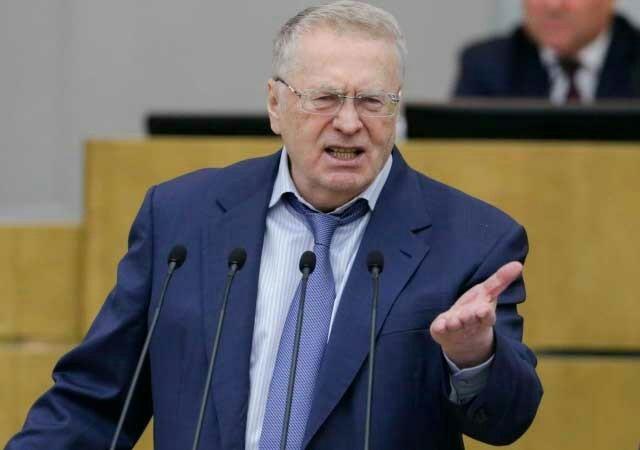 Жириновский предложил переименовать должность президента России