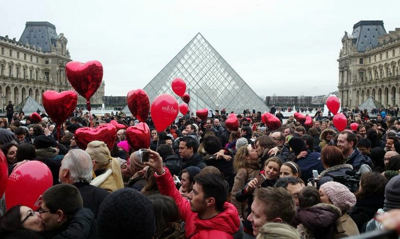 УДИВИТЕЛЬНО, НО ФАКТ… (Часть 55) (спецвыпуск: «Традиции празднования Дня святого Валентина»), изображение №3