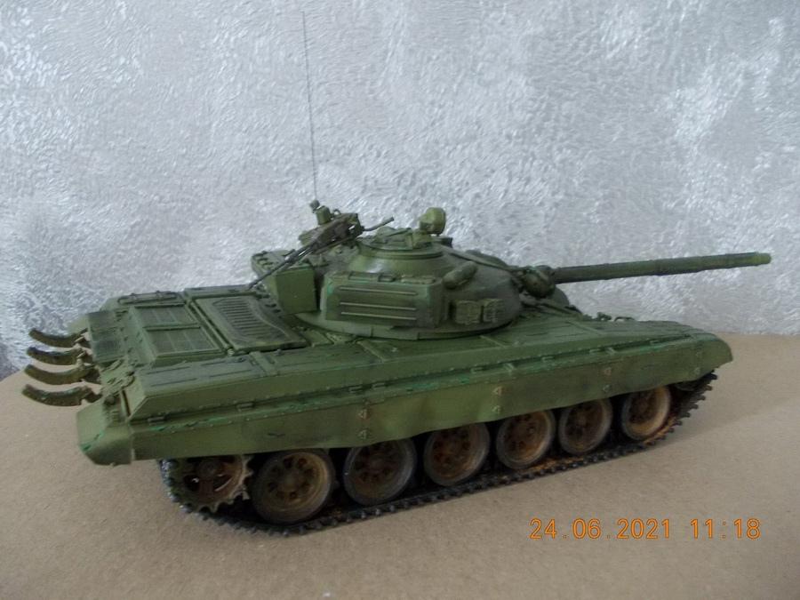 "Т-72М1, 1/35, ""Тамия"", кат.№35160 WtTdiuTnfh8"