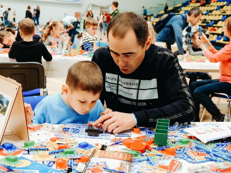 Семейная игротека Конструктория, Тюмень, 16 ноября 2019 - 76